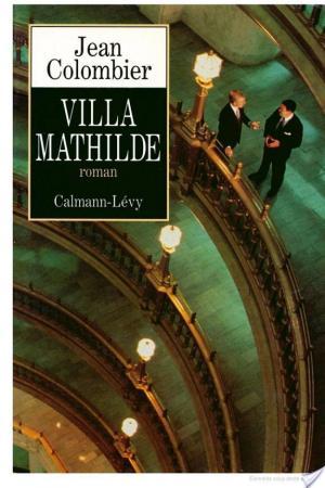 Affiche Villa Mathilde