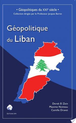 Affiche Géopolitique du Liban