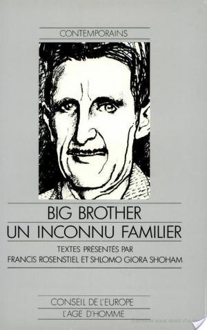 Affiche Big Brother, un inconnu familier