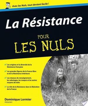Affiche La Résistance Pour les Nuls
