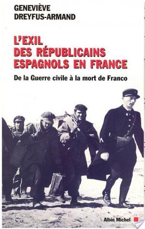 Affiche L'Exil des républicains espagnols en France