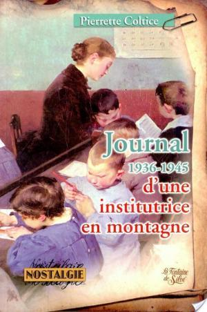 Affiche Journal d'une institutrice en montagne