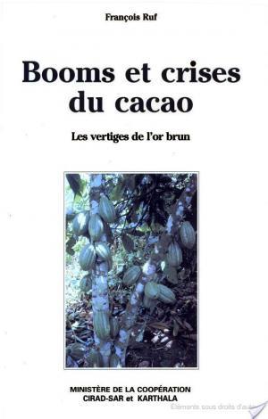 Affiche Booms et crises du cacao