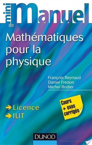 Affiche Mini Manuel de Mathématiques pour la Physique