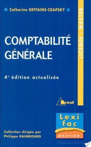 Affiche Comptabilité générale
