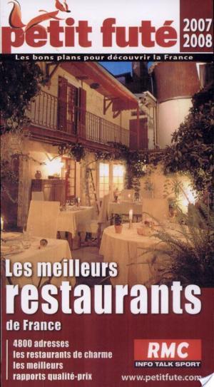 Affiche Petit Futé Les meilleurs restaurants de France