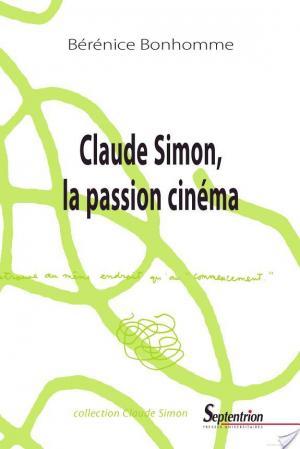 Affiche Claude Simon, la passion cinéma