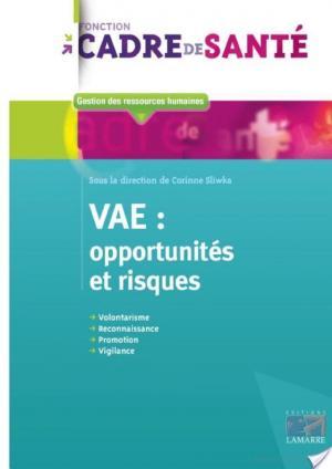 Affiche VAE : opportunités et risques