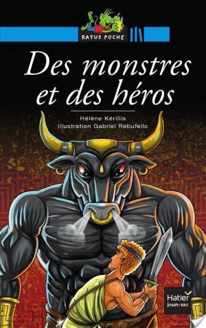 Affiche Des monstres et des héros
