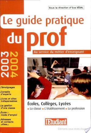 Affiche Le guide pratique du prof