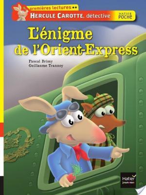 Affiche L'énigme de l'Orient-Express