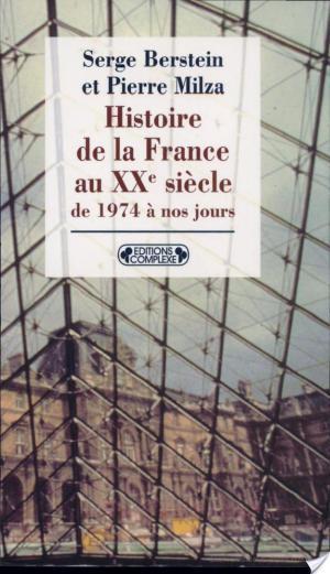 Affiche Histoire de la France au XXe siècle