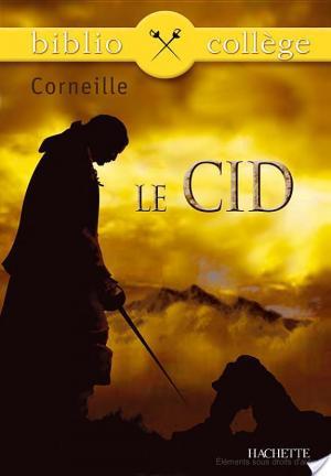 Affiche Bibliocollège - Le Cid, Corneille
