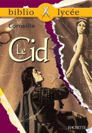 Affiche Bibliolycée - Le Cid, Corneille