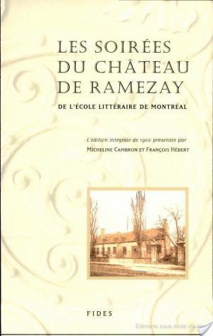 Affiche Les soirées du Château de Ramezay