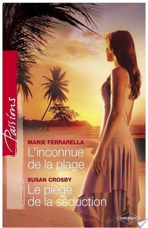 Affiche L'inconnue de la plage - Le piège de la séduction (Harlequin Passions)