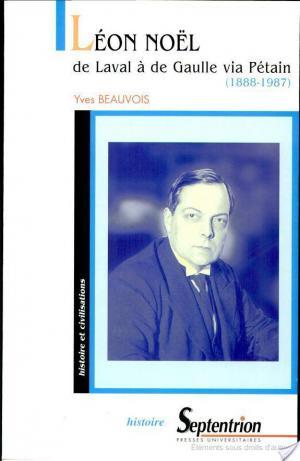 Affiche Léon Noël