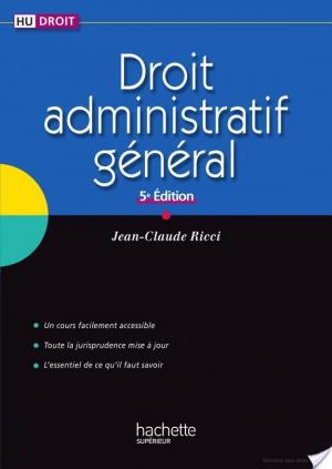 Affiche Droit administratif général