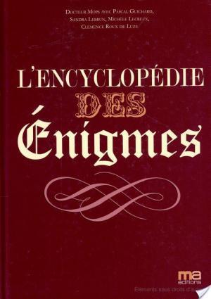 Affiche L'encyclopédie des Enigmes