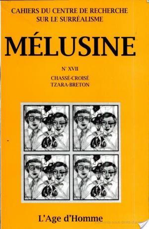 Affiche Chassé-croisé Tzara-Breton