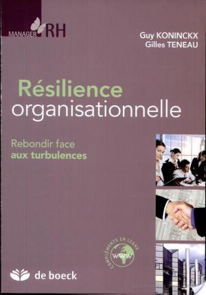 Affiche Résilience organisationnelle