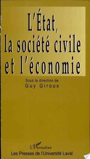Affiche L'état, la société civile et l'économie