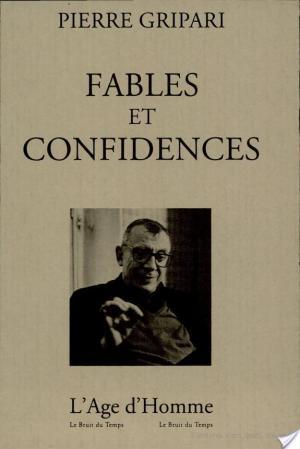Affiche Fables et confidences