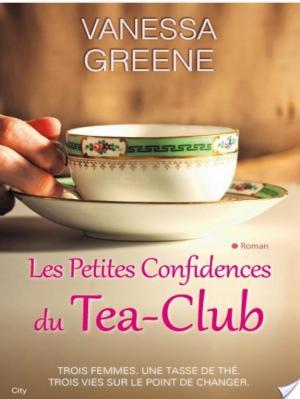 Affiche Les petites confidences du tea club