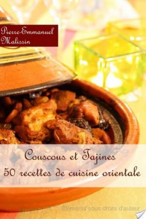 Affiche Couscous et Tajines 50 recettes de cuisine orientale