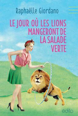 Affiche Le jour où les lions mangeront de la salade verte