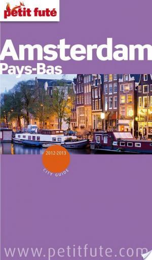Affiche Petit Futé Amsterdam - Pays-Bas