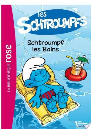 Affiche Les Schtroumpfs 1 - Schtroumpf les bains