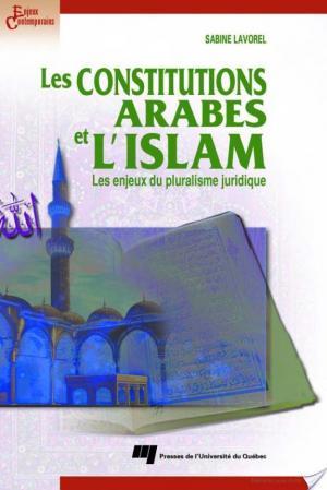 Affiche Les Constitutions Arabes et L'Islam