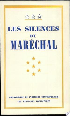 Affiche Les Silences du maréchal