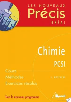 Affiche Chimie PCSI