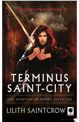 Affiche Terminus Saint-City - Une aventure de Danny Valentine