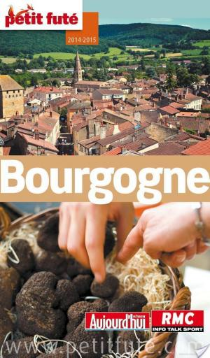 Affiche Bourgogne 2014 Petit Futé