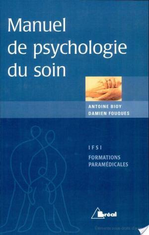 Affiche Manuel de psychologie du soin