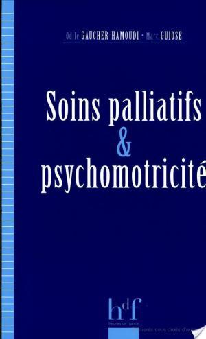 Affiche Soins palliatifs et psychomotricité