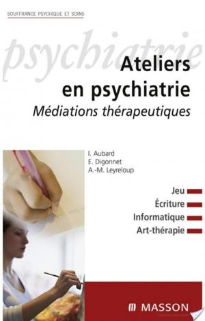 Affiche Ateliers en psychiatrie