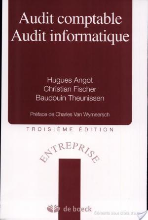 Affiche Audit comptable, Audit informatique