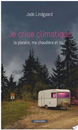 Affiche Je crise climatique