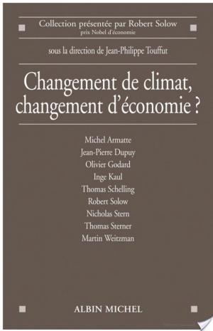 Affiche Changement de climat, changement d'économie ?