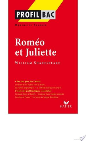 Affiche Profil - Shakespeare (William) : Roméo et Juliette