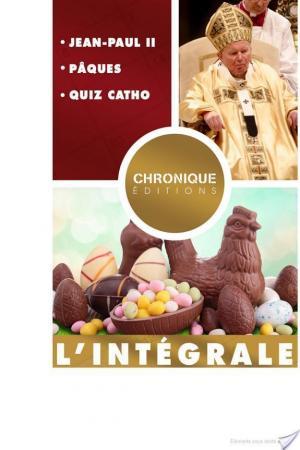 Affiche L'Intégrale de Pâques
