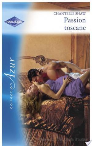 Affiche Passion toscane (Harlequin Azur)