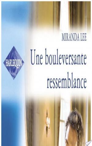 Affiche Une bouleversante ressemblance - Quiproquo amoureux (Harlequin Azur)