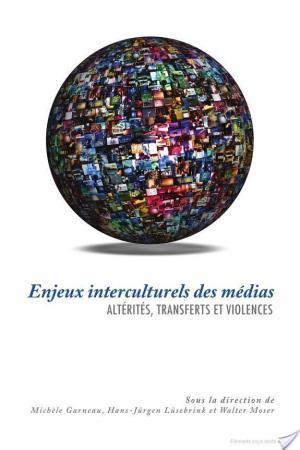 Affiche Enjeux interculturels des médias