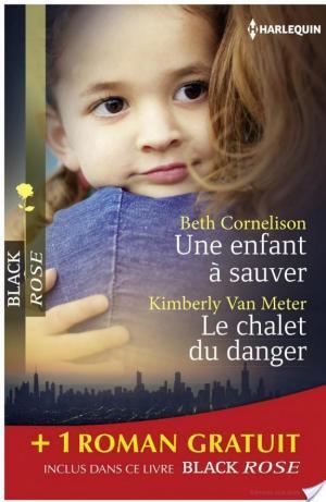 Affiche Une enfant à sauver - Le chalet du danger - Sous haute protection