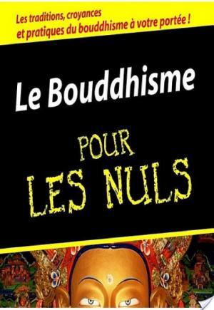 Affiche Le Bouddhisme Pour les Nuls